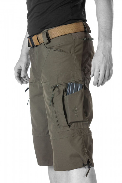 6c03d74c UF PRO® P-40 TACTICAL SHORTS - BROWN GREY - www.utstyrskontroll.no